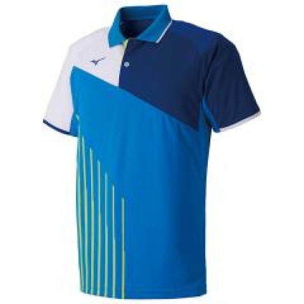 画像1: ◎ゲームシャツ(ラケットスポーツ)[ユニセックス] (1)