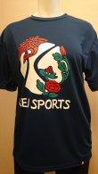 画像1: 【KEIスポーツ】花鳥Tシャツ (1)
