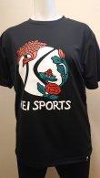 画像2: 【KEIスポーツ】花鳥Tシャツ (2)