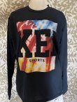 画像2: 【KEIスポーツ】スクエアロングTシャツ (2)